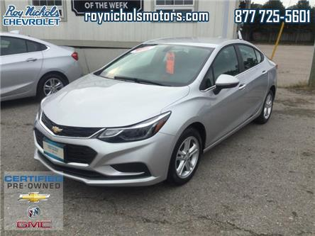 2017 Chevrolet Cruze LT Auto (Stk: P6805) in Courtice - Image 1 of 13