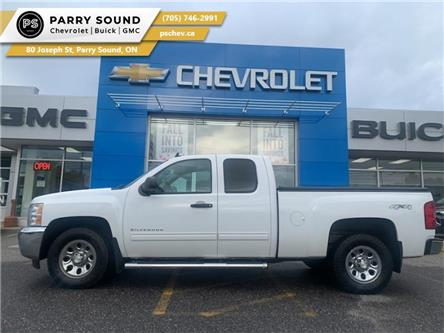 2013 Chevrolet Silverado 1500 LT (Stk: PS21-078) in Parry Sound - Image 1 of 20