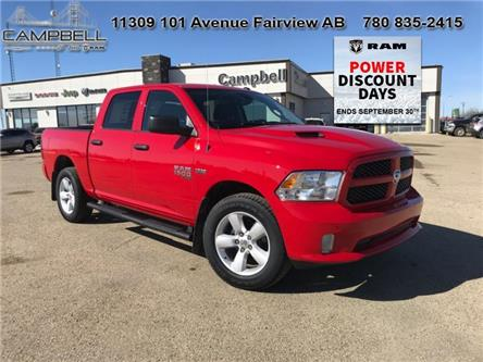 2021 RAM 1500 Classic Tradesman (Stk: 10744) in Fairview - Image 1 of 14