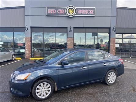 2015 Nissan Sentra  (Stk: UC4080'C') in Thunder Bay - Image 1 of 12