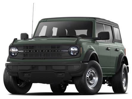 2021 Ford Bronco Outer Banks (Stk: BR21-86306) in Burlington - Image 1 of 3