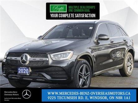 2020 Mercedes-Benz GLC 300 Base (Stk: PM8162) in Windsor - Image 1 of 23
