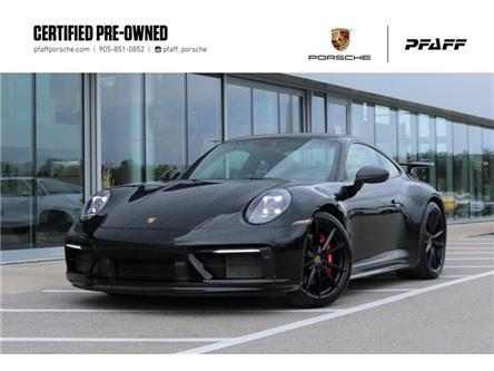 2020 Porsche 911 Carrera 4S Coupe (992) (Stk: U10011) in Vaughan - Image 1 of 30