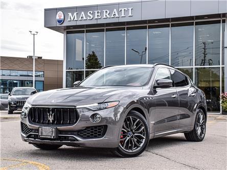 2018 Maserati Levante S GranSport (Stk: U691) in Oakville - Image 1 of 30