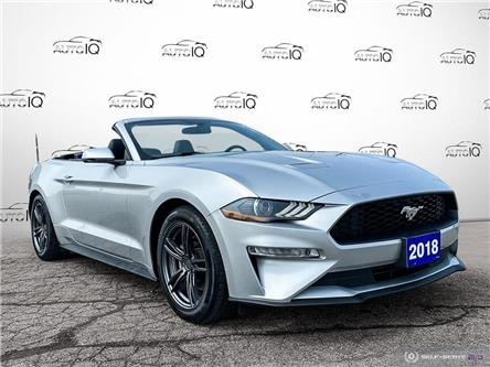 2018 Ford Mustang EcoBoost Premium (Stk: 7180B) in St. Thomas - Image 1 of 30