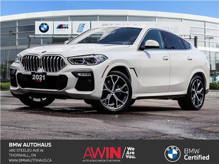 2020 BMW X6 xDrive40i (Stk: P10839) in Thornhill - Image 1 of 32