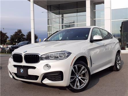2019 BMW X6 xDrive35i (Stk: P10026) in Gloucester - Image 1 of 27