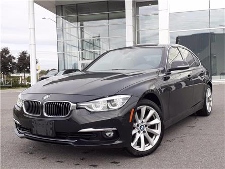 2017 BMW 3 Series 330i xDrive | SUNROOF | NAVI | LEATHER | (Stk: P10045) in Gloucester - Image 1 of 14