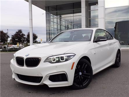 2020 BMW M240i xDrive (Stk: P10070) in Gloucester - Image 1 of 24