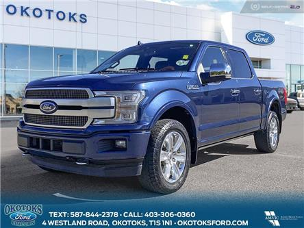 2018 Ford F-150 Platinum (Stk: B84207) in Okotoks - Image 1 of 26