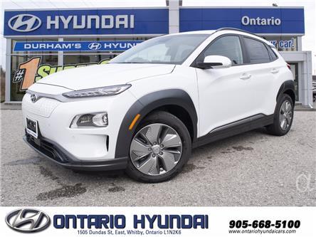 2021 Hyundai Kona EV Ultimate (Stk: 13-113597) in Whitby - Image 1 of 28