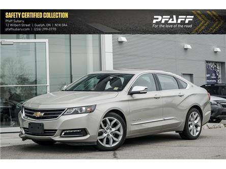2014 Chevrolet Impala 1LZ (Stk: S01250A) in Guelph - Image 1 of 21