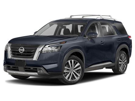 2022 Nissan Pathfinder Platinum (Stk: T22005) in Kamloops - Image 1 of 9