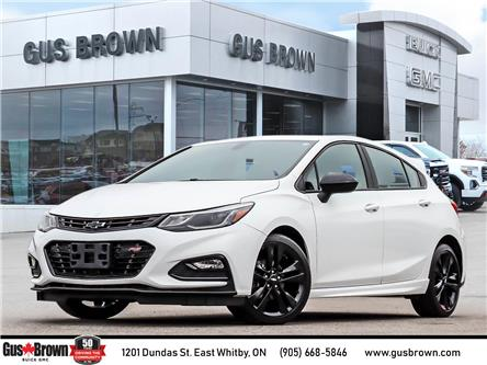 2018 Chevrolet Cruze LT Auto (Stk: S549975P) in WHITBY - Image 1 of 27