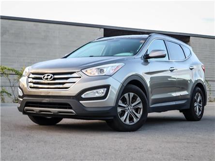 2013 Hyundai Santa Fe Sport  (Stk: S22098A) in Ottawa - Image 1 of 8