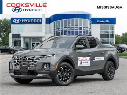 2022 Hyundai Santa Cruz Preferred w/Trend Package (Stk: NH001203) in Mississauga - Image 1 of 10