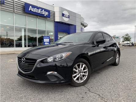 2016 Mazda Mazda3 Sport GS (Stk: A0840) in Ottawa - Image 1 of 13