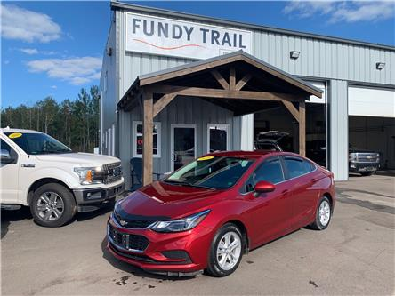 2018 Chevrolet Cruze LT Auto (Stk: 21271a) in Sussex - Image 1 of 10