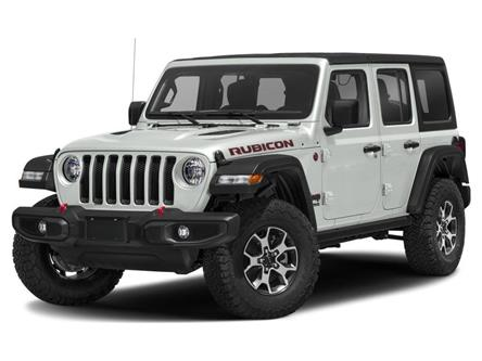 2021 Jeep Wrangler Unlimited Rubicon (Stk: ) in London - Image 1 of 9