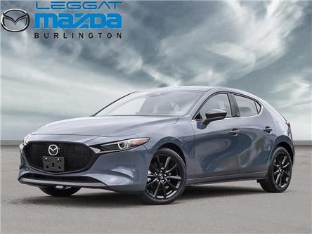 2021 Mazda Mazda3 Sport GT w/Turbo (Stk: 211510) in Burlington - Image 1 of 11