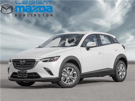 2021 Mazda CX-3 GS (Stk: 217423) in Burlington - Image 1 of 23