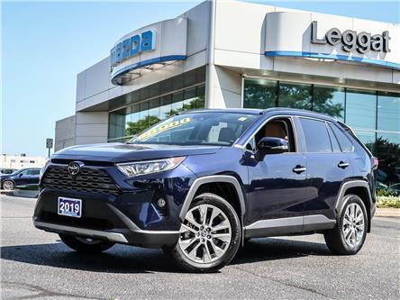 2019 Toyota RAV4 Limited (Stk: 2629) in Burlington - Image 1 of 29