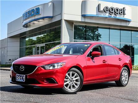 2017 Mazda MAZDA6 GS (Stk: 216606A) in Burlington - Image 1 of 25