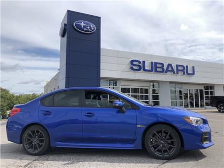 2019 Subaru WRX Sport-tech (Stk: P1115) in Newmarket - Image 1 of 2