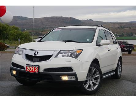 2013 Acura MDX Elite Package (Stk: 21-156A) in Vernon - Image 1 of 25