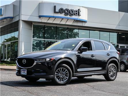2018 Mazda CX-5 GX (Stk: 2604LT) in Burlington - Image 1 of 20