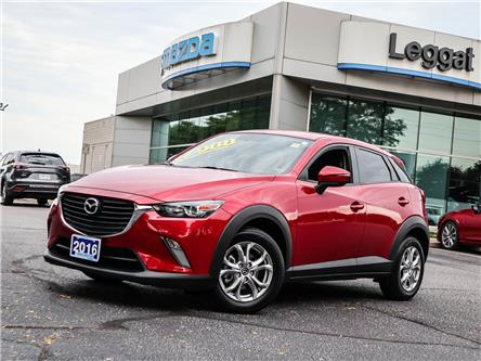 2016 Mazda CX-3 GS (Stk: 218277A) in Burlington - Image 1 of 19