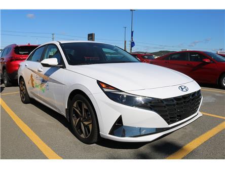 2021 Hyundai Elantra Ultimate (Stk: 12396) in Saint John - Image 1 of 20
