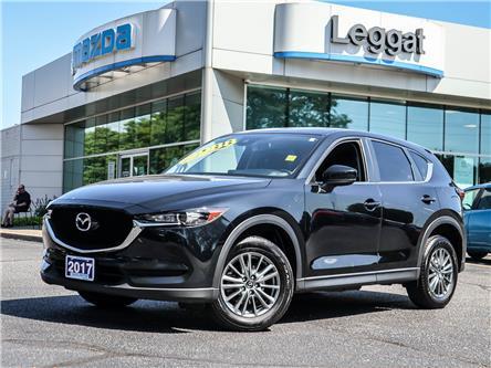 2017 Mazda CX-5 GS (Stk: 215814A) in Burlington - Image 1 of 22