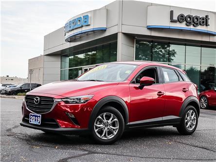 2019 Mazda CX-3 GS (Stk: 2630LT) in Burlington - Image 1 of 23