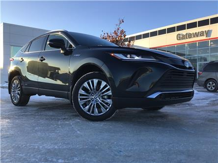 2021 Toyota Venza XLE (Stk: 37290) in Edmonton - Image 1 of 35