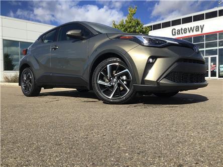 2021 Toyota C-HR Limited (Stk: 37284) in Edmonton - Image 1 of 31