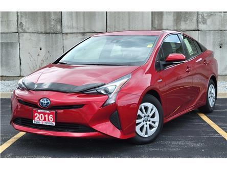 2016 Toyota Prius Base (Stk: 614431) in Sarnia - Image 1 of 19