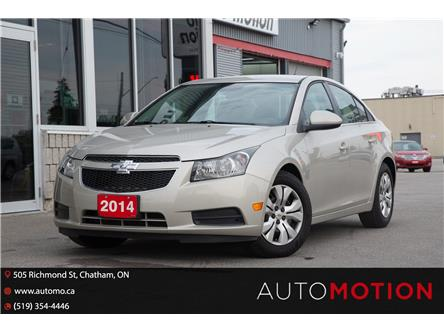 2014 Chevrolet Cruze 1LT (Stk: T11907) in Chatham - Image 1 of 17
