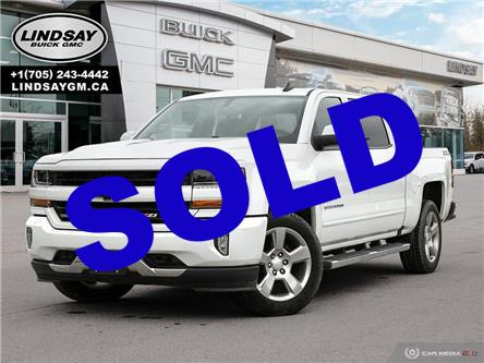 2018 Chevrolet Silverado 1500  (Stk: 1408A) in Lindsay - Image 1 of 28