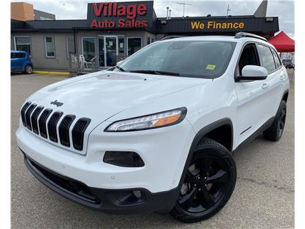2017 Jeep Cherokee Limited (Stk: P38533) in Saskatoon - Image 1 of 24