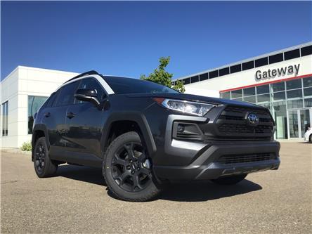 2021 Toyota RAV4 Trail (Stk: ORDER11071762 ) in Edmonton - Image 1 of 37