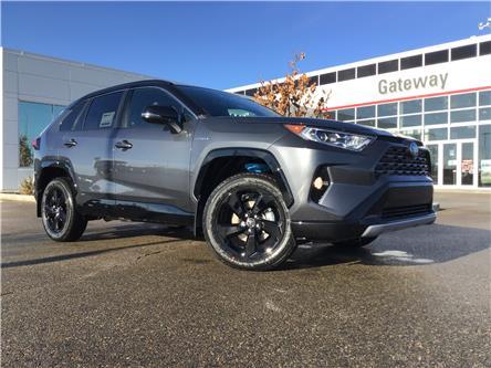 2021 Toyota RAV4 Hybrid XLE (Stk: ORDER11071775 ) in Edmonton - Image 1 of 39