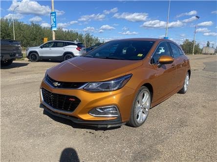 2017 Chevrolet Cruze Hatch Premier Auto (Stk: C2102A) in Athabasca - Image 1 of 24
