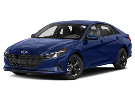 2022 Hyundai Elantra Preferred w/Sun & Tech Pkg (Stk: N3246) in Burlington - Image 1 of 9