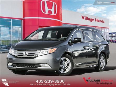 2013 Honda Odyssey Touring (Stk: VM0060A) in Calgary - Image 1 of 29