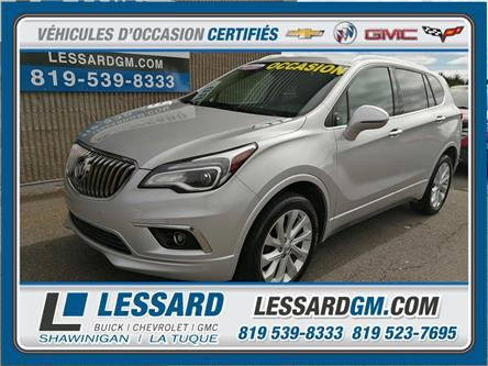 2017 Buick Envision Premium I (Stk: 21-568AS) in Shawinigan - Image 1 of 30