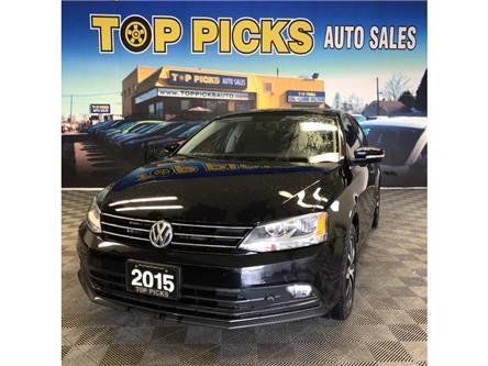 2015 Volkswagen Jetta Comfortline (Stk: 260888) in NORTH BAY - Image 1 of 27