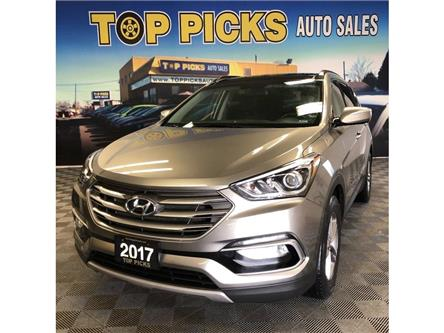 2017 Hyundai Santa Fe Sport SE (Stk: 416950) in NORTH BAY - Image 1 of 30