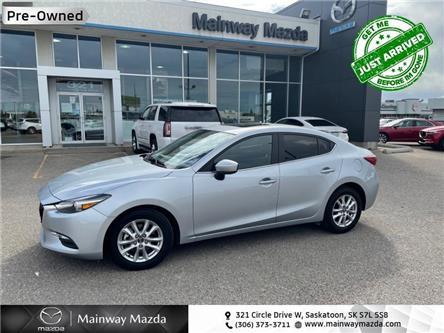 2018 Mazda Mazda3 GS Auto i-Active (Stk: P1626) in Saskatoon - Image 1 of 19