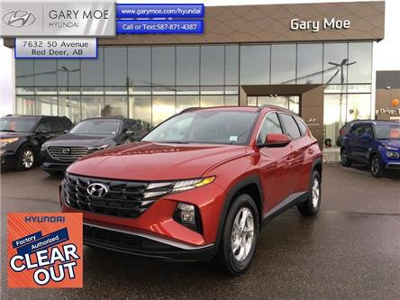 2022 Hyundai Tucson Preferred AWD (Stk: 2TU1706) in Red Deer - Image 1 of 10
